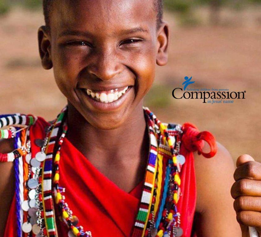 Compassion adozione a distanza